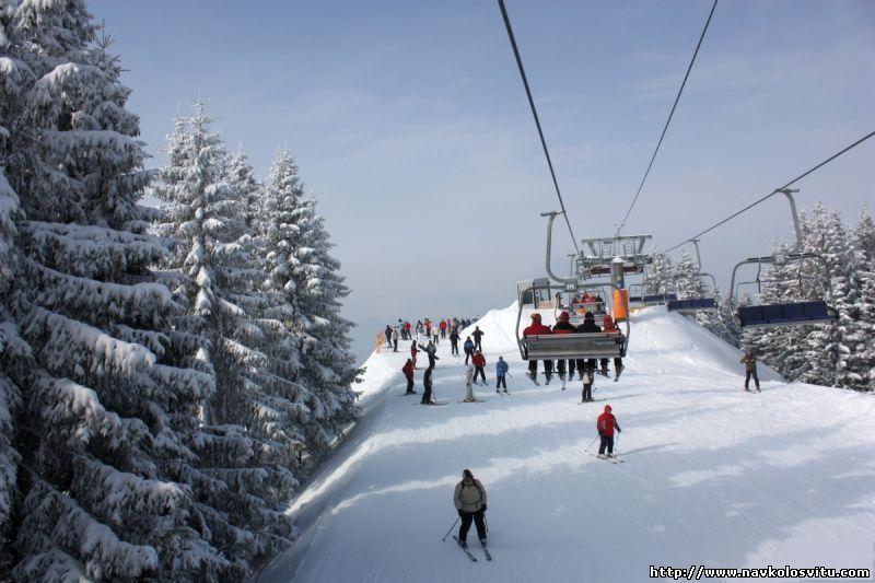 Тура катание на лыжах сноубордах на