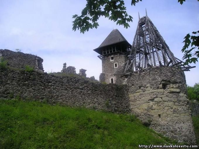 Невицкий  замок