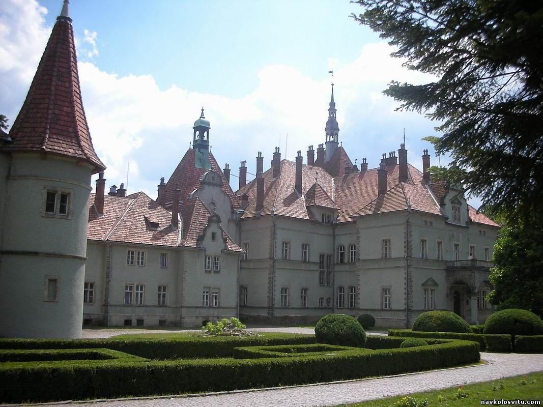 Замок Шернборна